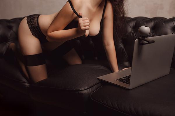 Sexe via webcam